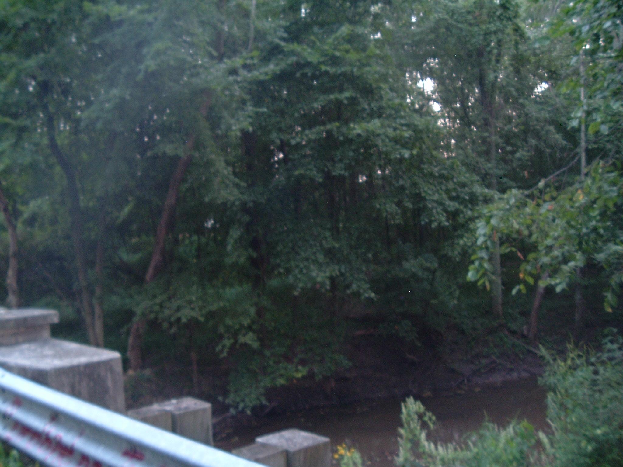 Gibb's Road Bridge   TOGHS