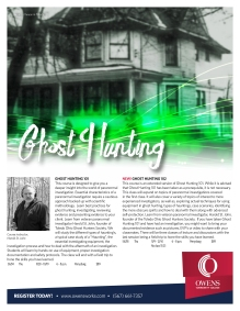 Ghost Hunting Flier Fall 17 jpeg