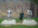 Cornstalk Monument Butch
