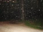 Moonville Tunnel dust orbs