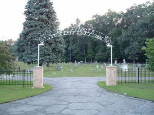 wolffinger cemetery