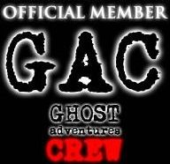 Official Ghost Adventures Crew Member