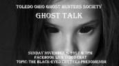 Ghost Talk blackeyed children