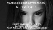 Ghost Talk blackeyed children