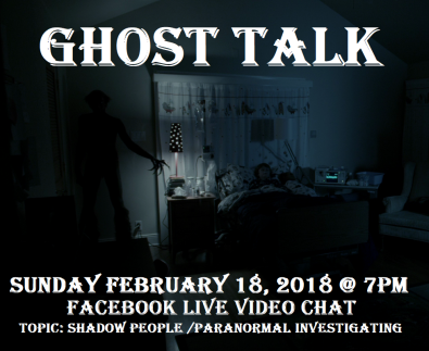 ghost talk shadow people
