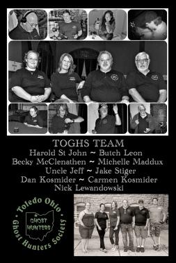 TOGHS Team 2018