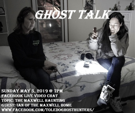 Ghost Talk with Ian